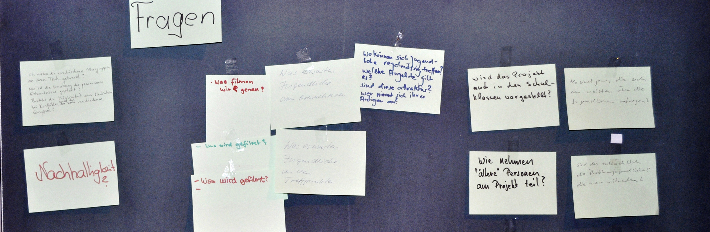 Peopletalk-Lenzburg Infoveranstaltung