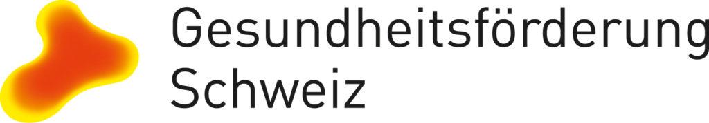Logo Gesundheitsförderung Schweiz